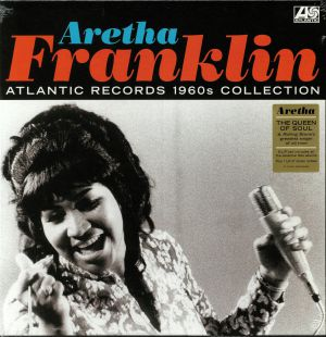 FRANKLIN, Aretha - Atlantic Records 1960s Collection