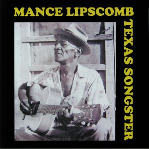 LIPSCOMB, Mance - Texas Songster (reissue)
