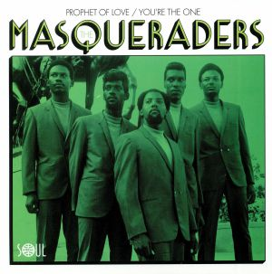 MASQUERADERS, The - Prophet Of Love
