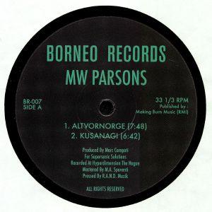 MW PARSONS/MARCK - Altvornorge