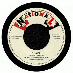 BERT INNISS NATIONAL RECORDING ORCHESTRA/MIGHTY SPARROW - Slave