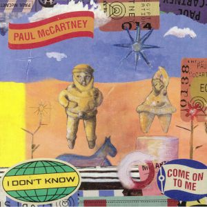 McCARTNEY, Paul - I Don't Know
