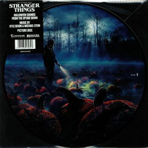 DIXON, Kyle/MICHAEL STEIN - Stranger Things: Halloween Sounds From The Upside Down (Soundtrack)