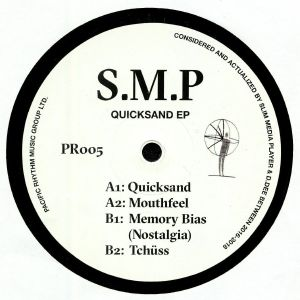 SMP aka SLIM MEDIA PLAYER - Quicksand EP