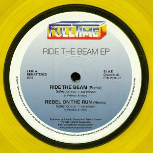 SELECTION - Ride The Beam EP (remastered)