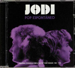 JODI - Pop Espontaneo (reissue)