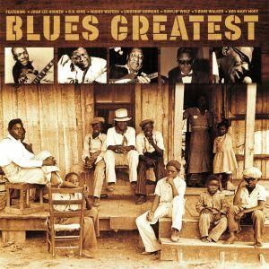 VARIOUS - Blues Greatest