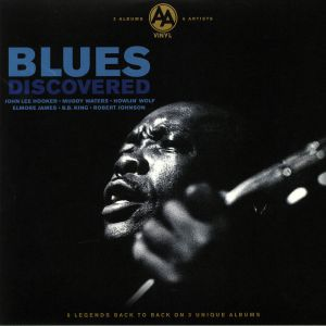 VARIOUS - Blues Discovered