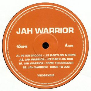 BROGGS, Peter/JAH WARRIOR - Lef Babylon & Come