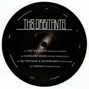 EXALTICS, The/FACELESS MIND/DJ VIETNAM/HATERPARISI/UMWELT - The Orbitants