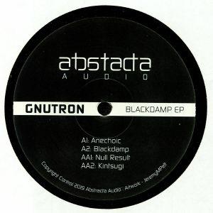 GNUTRON - Blackdamp EP