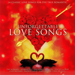 VARIOUS - Unforgettable: Love Songs