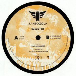 ZANTOGOLA - Gundo Fara EP