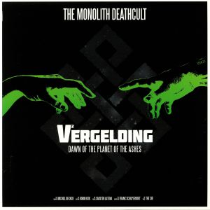 MONOLITH DEATHCULT, The - V2ergelding: Dawn Of The Planet Of The Ashes