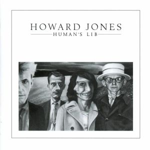 JONES, Howard - Human's Lib (reissue)
