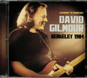 GILMOUR, David - Berkeley 1984