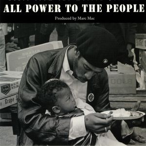MARC MAC - All Power To The People