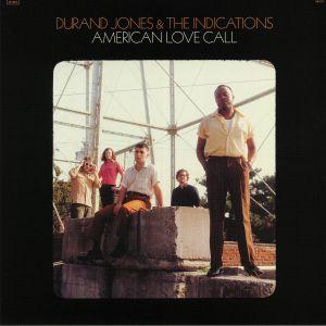 JONES, Durand & THE INDICATIONS - American Love Call