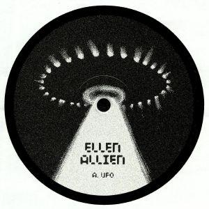 ALLIEN, Ellen - UFO