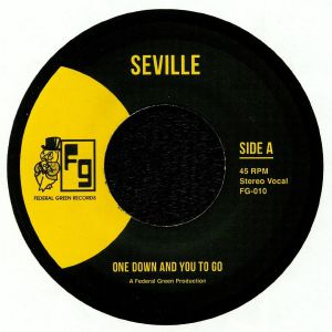 SEVILLE - One Down & You To Go