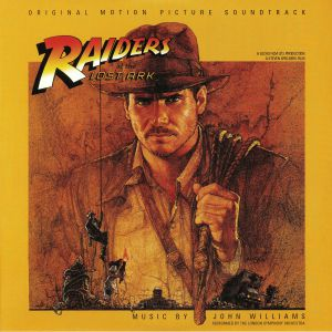 WILLIAMS, John/LONDON SYMPHONY ORCHESTRA - Raiders Of The Lost Ark (Soundtrack)