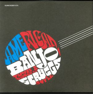 VARIOUS - American Banjo: Tunes & Songs In Scruggs Style