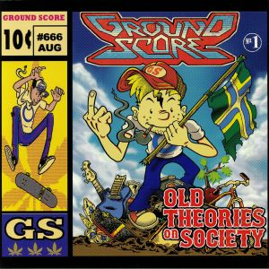 GROUND SCORE - Old Theories On Society