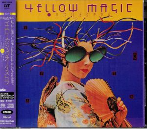 YELLOW MAGIC ORCHESTRA - Yellow Magic Orchestra (US Version)