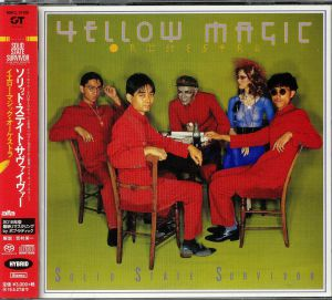 YELLOW MAGIC ORCHESTRA - Solid State Survivor