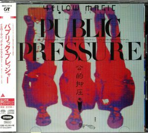 YELLOW MAGIC ORCHESTRA - Public Pressure (remastered)