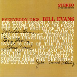 EVANS, Bill - Everybody Digs Bill Evans