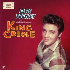PRESLEY, Elvis - King Creole (Soundtrack)