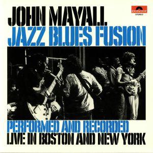 MAYALL, John - Jazz Blues Fusion