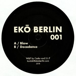 CESKO/SLF - Eko Berlin 001
