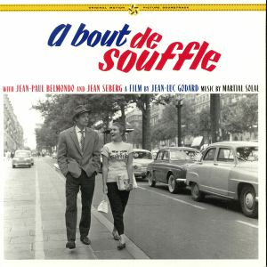 SOLAL, Martial - A Bout De Souffle (Soundtrack)