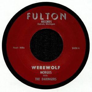 MORGUS/THE DARINGERS - Werewolf (reissue)