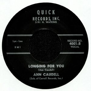 CAUDELL, Ann - Longing For You (reissue)