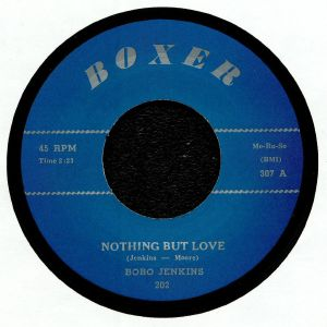 JENKINS, Bobo - Nothing But Love (reissue)