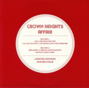 CROWN HEIGHTS AFFAIR - Limited Edition Double Pack