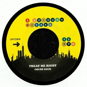 CHUBB ROCK/DEE FELICE TRIO - Treat Me Right
