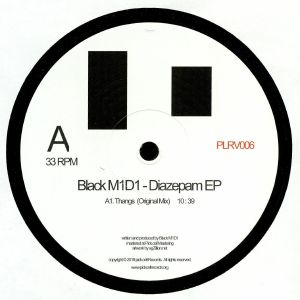 BLACK M1D1 - Diazepam EP