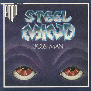 STEEL MIND - Boss Man