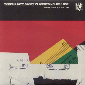 JEFF THE FISH/VARIOUS - Modern Jazz Dance Classics Volume One