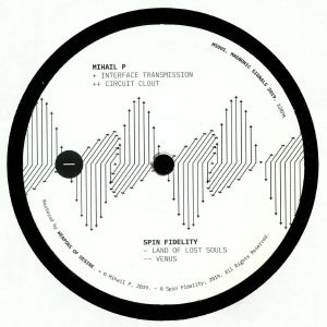 MIHAIL P/SPIN FIDELITY - Waves Of Magnetism EP