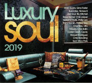 VARIOUS - Luxury Soul 2019
