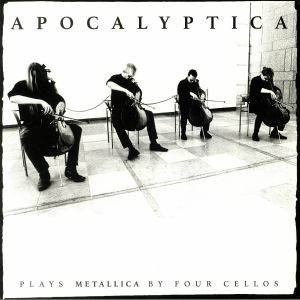APOCALYPTICA - Plays Metallica By Four Cellos: 20th Anniversary Edition (remastered)