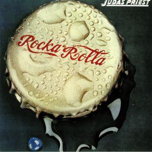 JUDAS PRIEST - Rocka Rolla (reissue)