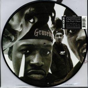 GRAVEDIGGAZ - 6 Feet Deep (reissue)