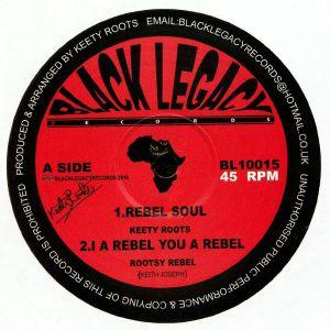 KEETY ROOTS/ROOTSY REBEL/DIGI STEP - Rebel Soul