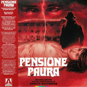 WAITZMAN, Adolfo - Pensione Paura (Soundtrack)